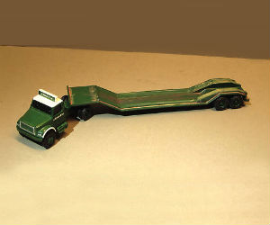 Dyson low loader diecast ERTL train