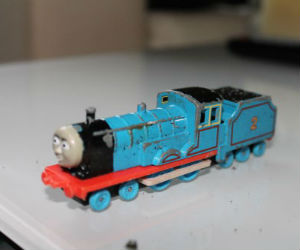 Edward diecast ERTL train