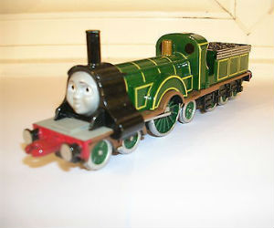 Emily diecast ERTL trains
