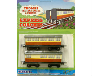 Express Coaches diecast ERTL