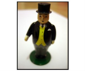 Fat Controller diecast ERTL train