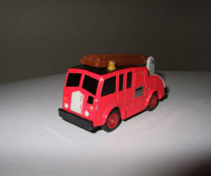 Fire Engine diecast ERTL train