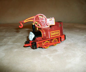 Harvey diecast ERTL trains