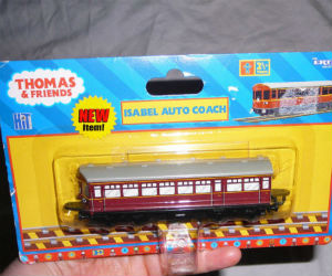 Isabel diecast ERTL train