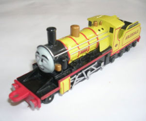Jock diecast ERTL train