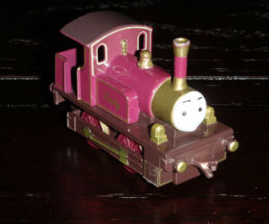 Lady diecast ERTL trains