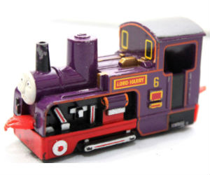 Lord Harry diecast ERTL train