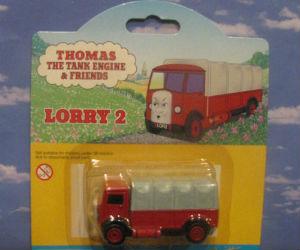 Lorry 2 diecast ERTL train