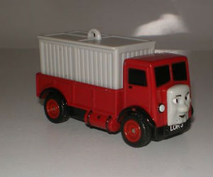 Lorry 3 diecast ERTL train