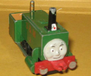Neil diecast ERTL train