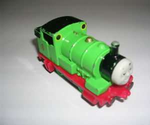 Percy diecast ERTL train