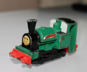Peter Sam diecast ERTL train