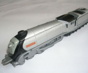 Spencer diecast ERTL train