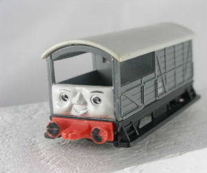 Spiteful Brakevan diecast ERTL train