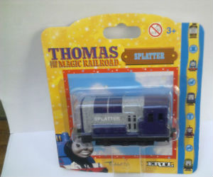 Splatter diecast ERTL trains