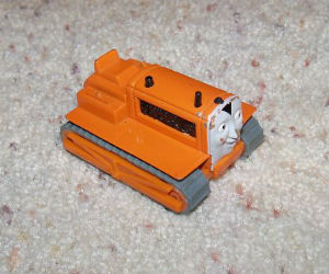 Terence diecast ERTL trains