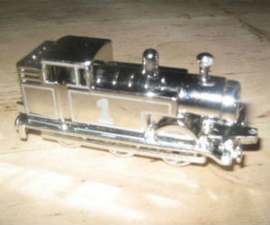 Thomas Silver Millennium diecast ERTL train