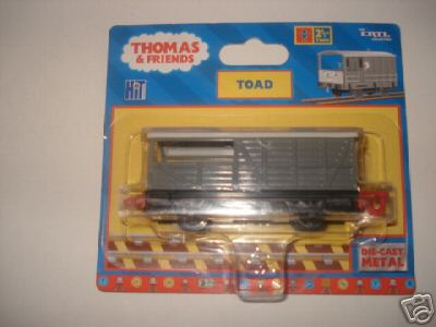 Toad diecast ERTL train