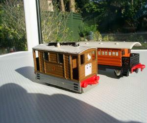 Toby diecast ERTL train