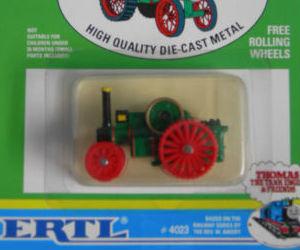 Trevor diecast ERTL train
