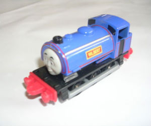 Wilbert diecast ERTL train