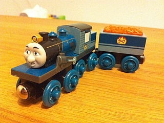 Thomas Wooden Railway - Ferdinand Engine