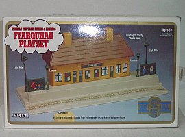 Ffarquhar Playset by Gold Rail Series
