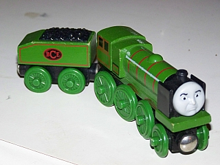 Thomas Wooden Railway - Flying Scotsman Engine