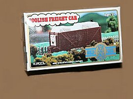 Foolish Freight Car by Gold Rail Series