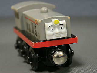 Thomas Wooden Railway - Frank Engine