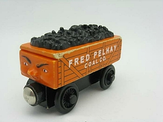 Thomas Wooden Railway – Fred Pelhay Vehicle