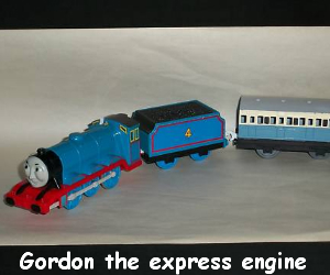 Gordon the Express