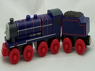 Thomas Wooden Railway - Hank Engine