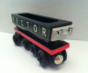 Thomas Wooden Railway - Hector Coal Hopper