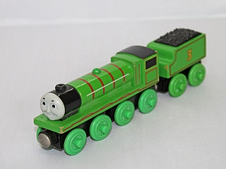 Thomas Wooden Railway - Henry Engine