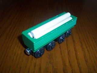 Thomas Wooden Railway – Henry's log car
