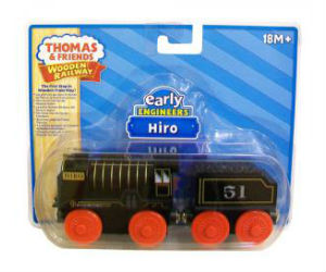 Thomas Wooden Railway - Early Engineers Hiro engine