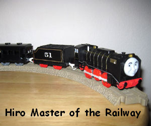 Hiro the Master of the Railway