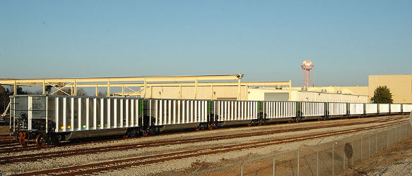 Hopper cars