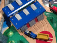 thomas train track assembly instructions