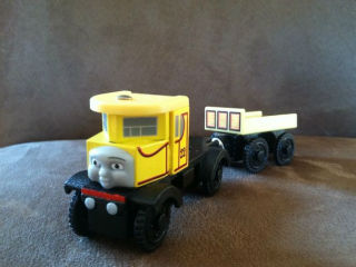 Thomas Wooden Railway – Isabella Vehicle