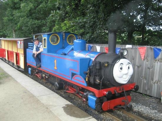 Kirklees Light Railway Tickets and Schedule Info