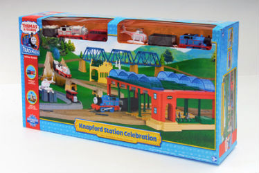 Knapford Station Celebration by Trackmaster