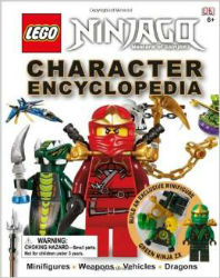 LEGO NINJAGO Character Encyclopedia Book