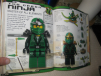 LEGO Ninjago The Green Ninja