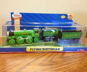 Thomas Wooden Railway Flying Scotsman Limited Edition 2013 by Fisher-Price