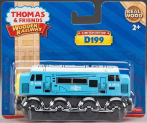 Thomas Wooden Railway D199 Limited Edition 2013 by Fisher-Price