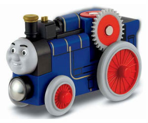 Thomas Wooden Railway Fergus Limited Edition 2013 by Fisher-Price