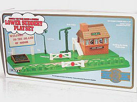 Lower Suddery Playset by Gold Rail Series