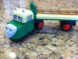 Thomas Wooden Railway – Madge Vehicle